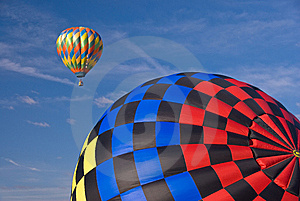Hot Air Balloons Royalty Free Stock Photography - Image: 9038197