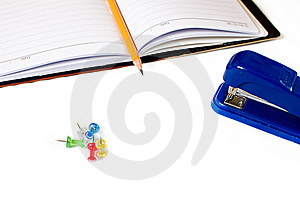 Stationary Royalty Free Stock Photos - Image: 9040218
