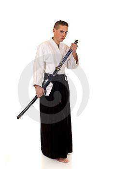 Samurai Royalty Free Stock Photography - Image: 9041047