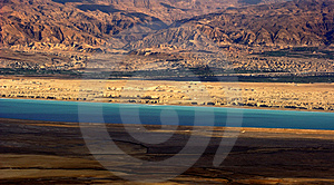 Dead Sea Royalty Free Stock Photo - Image: 9041745