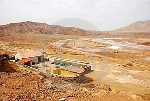 Salinas - Sal Island, Cape Verde Royalty Free Stock Image - Image: 9042856