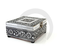 Jewelry Box Royalty Free Stock Photos - Image: 9045548