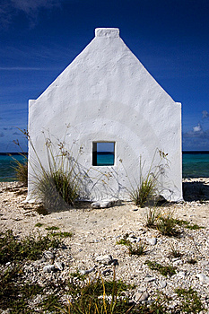 Historic Slave Hut, Bonaire Royalty Free Stock Photos - Image: 9046618