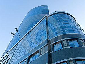 High Modern Building Royalty Free Stock Image - Image: 9047576