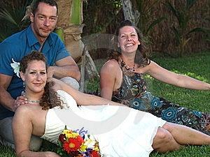 Happy Wedding Party. Royalty Free Stock Image - Image: 9048766