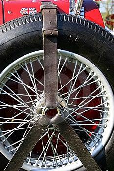 Bugatti Wheel Stock Image - Image: 9049371