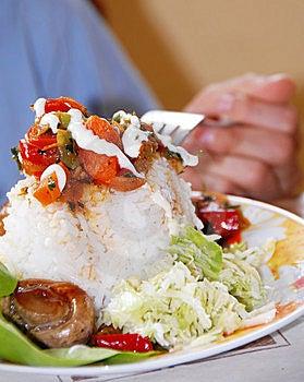 Appetitanregender Pilz Lizenzfreie Stockbilder - Bild: 9052479