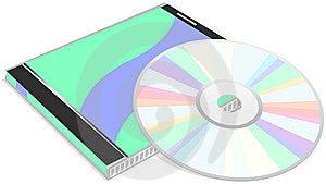 CD Disk Stock Photos - Image: 9052863