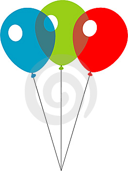 Balloons Royalty Free Stock Photography - Image: 9052997