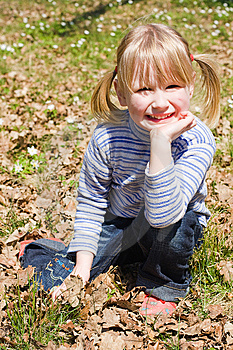 Smiling Baby Royalty Free Stock Photography - Image: 9054337