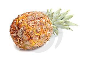 Pineapple Royalty Free Stock Image - Image: 9057626