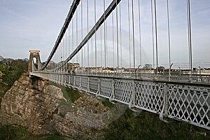 Clifton Suspension Bridge Stock Photo - Image: 9057670
