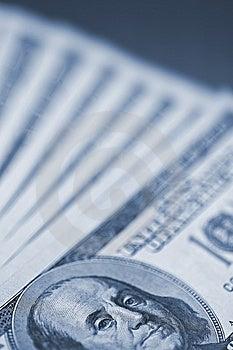100 Dollars Royalty Free Stock Photos - Image: 9061318