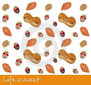 Life Is Sweet Stock Images - Image: 9061624