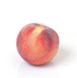 Ripe Peach Royalty Free Stock Photos - Image: 9062208