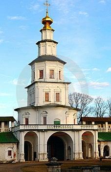 New Jerusalem Monastery Royalty Free Stock Photography - Image: 9065027