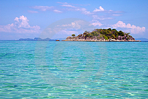 Picturesque Sea Landscape Royalty Free Stock Photo - Image: 9071165