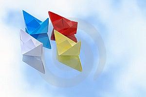 Sky Sailing Stock Photography - Image: 9075462