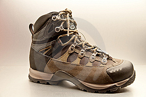 All Terrain Sports Shoe Royalty Free Stock Images - Image: 9075939