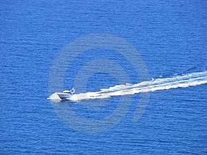 Naval Motorboat Royalty Free Stock Photography - Image: 9076117