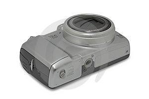 Digital Camera Royalty Free Stock Photo - Image: 9079175