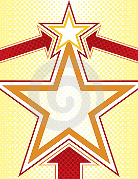 Star Background Stock Images - Image: 9082144