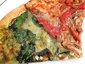 Organic Pizza Stock Images - Image: 9083134