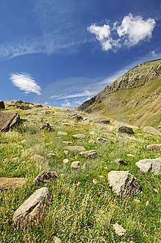 Mountain Landscape Stock Images - Image: 9084994