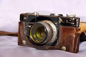 Fotocamera Royalty-vrije Stock Fotografie - Afbeelding: 9085397