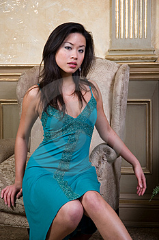 Asian Model Stock Photos - Image: 910153