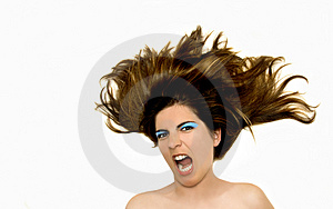 Screaming Stock Photography - Image: 912982