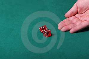 Odds In Life Royalty Free Stock Image - Image: 913576