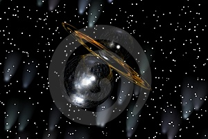Space Anomaly Stock Image - Image: 913791