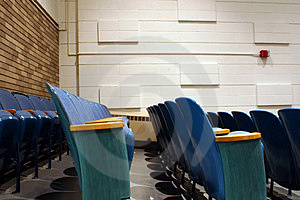 Empty Seats Stock Photo - Image: 918590