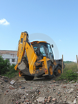 Excavator Stock Photos - Image: 918953