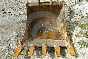 Bagger, Bucket Stock Photos - Image: 9113673