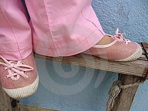 Tennisschoenen, Tennisschoen Stock Foto - Afbeelding: 9113820
