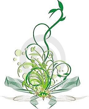 Decorative Twigs. Bouquet Royalty Free Stock Photos - Image: 9124708