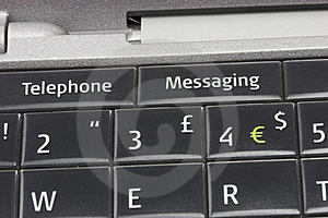 Telephone And Messaging Stock Image - Image: 921561
