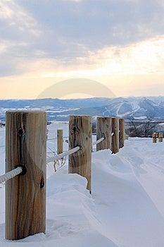 Wooden Pillar Stock Images - Image: 9200904
