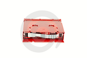 Red Backup Tape Stock Photos - Image: 9213793
