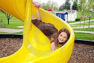 Sliding Royalty Free Stock Photo - Image: 9216435