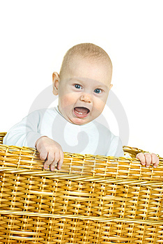 Displeased Baby Stock Photos - Image: 9218973