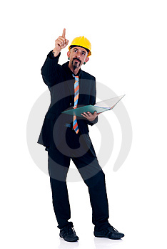 Alternative Businessman Royalty Free Stock Image - Image: 9219696