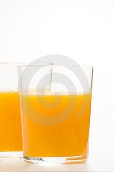 A Delicious Freshness Orange Juice Stock Images - Image: 9222524