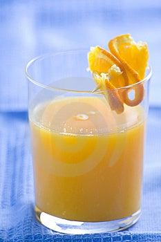 A Delicious Freshness Orange Juice Royalty Free Stock Photo - Image: 9222735