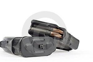 Ammunition Royalty Free Stock Image - Image: 9222936