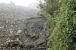Wuayna Picchu Stock Photos - Image: 9224553