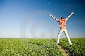 Jumping Royalty Free Stock Image - Image: 9231616