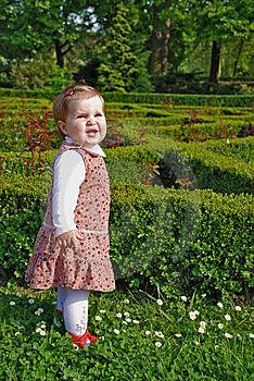 Beautiful Little Girl Royalty Free Stock Photography - Image: 9233987